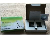 TP-Link N600 External Wireless Dual Band 300-Mbps USB Network Adapter