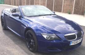 BMW M6 5.0 V10 SMG 2dr HEAD UP DISPLAY