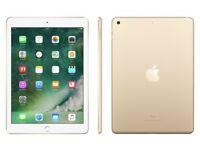 Apple iPad 9.7 Inch Wi-Fi 32GB Tablet - Gold NEW SEALED.