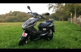Yamaha aerox 2017