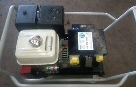Honda GX390 13hp petrol generator