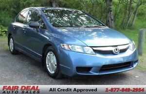 2009 Honda Civic DX-G: Cruise Control/Climate Control