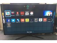 """Samsung 55"""" Smart 3D led tv"""