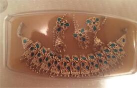 Asian jewellery set