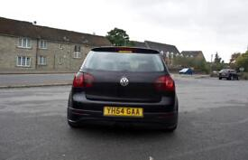 MK5 R32 rear valance unpainted with reflectors