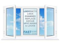 EMERGENCY LOCKSMITH, UPVC DOOR SPECIALIST, YALE, MORTICE LOCKS & HANDLES