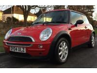 Mini Hatch One One 3dr (red) 2004