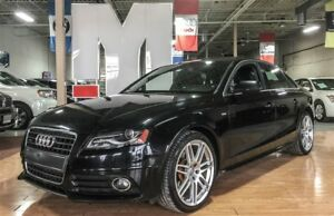 2010 Audi A4 2.0T Premium - S-LINE| SUNROOF| HEATED SEATS