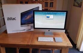 "Apple iMac 27"" - Intel core i7 - Mid 2011"