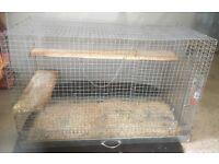 Chinchilla or degu cage