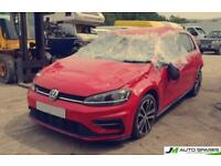 2018 Vw Golf Mk7.5 BREAKING PARTS SPARES ONLY