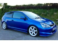 Honda Civic 1.6 Sport, 2004