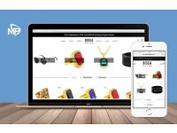 We design and develop Ecommerce sites that affordable for everyone