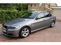 2010 BMW 320 D ED (ecodynamics) 2.0L Diesel £20 Tax- full MOT, No Advisories