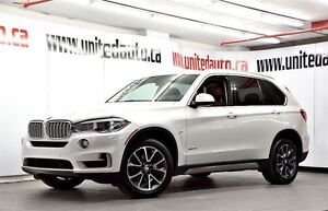 2014 BMW X5 xDrive35i Premium, Pano Roof, Heads-up, 360 Camera