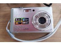 Samsung L830 Digital Camera