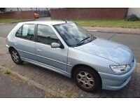 Peugeot 306 1.8 Meridian Limited Edition 5dr (a/c) low mileage