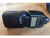 Canon 580EX II Speedlite Flash Unit