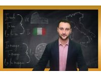 QUALIFIED ITALIAN TEACHER TAILOR-MADE ITALIAN LESSONS IN LONDON LANGUAGE TUTOR ONE TO ONE GROUP