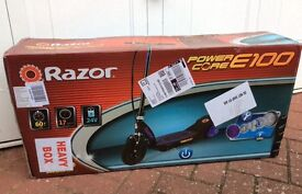 Razor Power Core Electric Scooter - Brand New