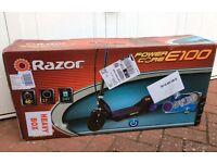Razor Power Core Electric Scooter - Brand New