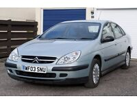 Citroen C5 diesel auto saloon One owner Full service history excellent condition serviced & MOT'd