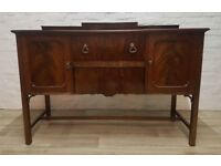 Vintage Sideboard for upcycling (DELIVERY AVAILABLE FOR THIS ITEM OF FURNITURE)