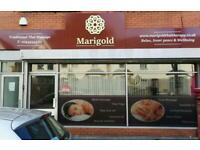 Marigold Thai Therapy Cathay's in Cardiff