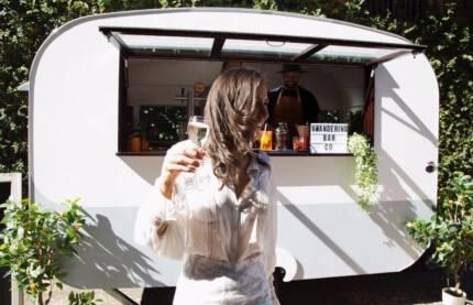 Wandering Bar Co's -2017 Custom Woody's Premium Events & Foodvan