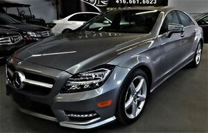 2014 Mercedes-Benz CLS-Class CLS550 4MATIC AMG SPORTS, NAVIGATIO