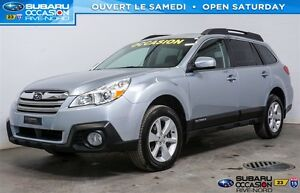 2014 Subaru Outback Touring MAGS+TOIT.OUVRANT+SIEGES.CHAUFFANT