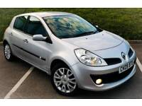 REDUCED 2009 RENAULT CLIO 1.5 DCI DYNAMIQUE 86BHP TURBO DIESEL WITH MOT