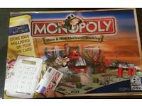 Electronic Monopoly set