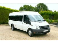 17 Seater Minibus available for Self Drive Hire WITH INSURANCE - DIRT CHEAP