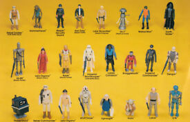 Wanted Vintage Star Wars Figures/Items