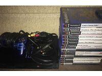 - PS2 Console & Game Bundle -