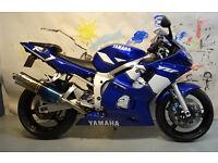YAMAHA YZF600-R6
