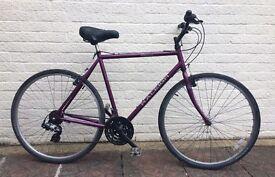 Raleigh Pioneer Hybrid Bike - Large (58cm) - Fully Serviced