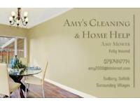 Amy's Cleaning & Home Help