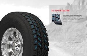 4 pneus neuf 32x11.50R15 Yokohama Geolander A/T-S, les 4 dernier disponibles! Code pn151