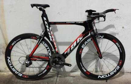 Look 496 Tri! L. Sram Red 10s! Reynolds! Zipp Bars! Top End! Dulwich Hill Marrickville Area Preview