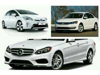 PCO CARS FOR HIRE UBER APPROVED/INSURED/FULLY SERVICED VEHICLES READY TO DRIVE