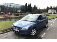 Ford focus 1.6, 2006 - 12 months MOT no advisories, full service history, quality car