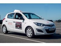 Calm, patient and friendly driving instruction with a top instructor.