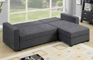FREE PERTH METR0 DELIVERY**ADJUSTABLE CHAISE SOFA WITH STORAGE Bayswater Bayswater Area Preview
