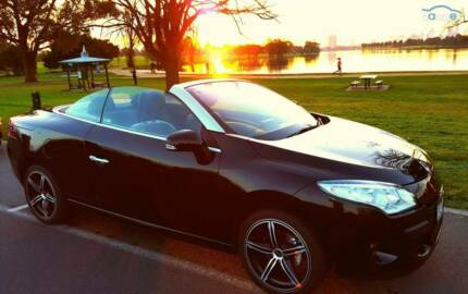 2012 Renault Megane Summer Edition Auto - Spring is here! Albert Park Port Phillip Preview