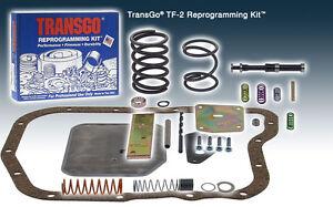 Reprogramming Shift Kit TF-6 A904 TF-8 A727 Torqueflite 6 8 Transgo (SK TF-2)