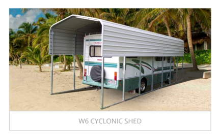 Cyclonic shed for sale Beenleigh Logan Area Preview