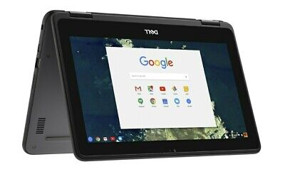Dell Chromebook 5190 2-in-1 32GB 8GB Touchscreen EMR WFC HD N3350 Refurbished