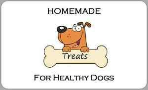 Selling Homemade Dog Treats Uk